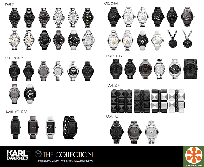 If It's Hip, It's Here (Archives): Karl Lagerfeld's New ...