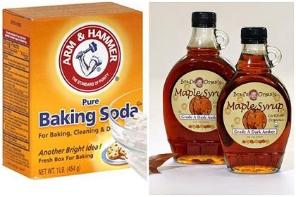 ¿Usted-sabe-lo-que-obtendrá-si-se-mezcla-bicarbonato-de-sodio-y-miel-Usted-se-sorprenderá!