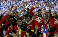 Chile captured its first Copa America title