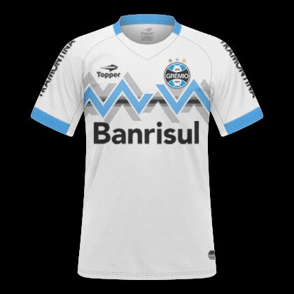 5c31fcac76 GT Camisas  Camisas Grêmio 2014   2015 - Home e Away