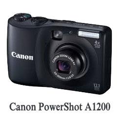 Harga dan Spesifikasi Kamera Canon PowerShot A1200