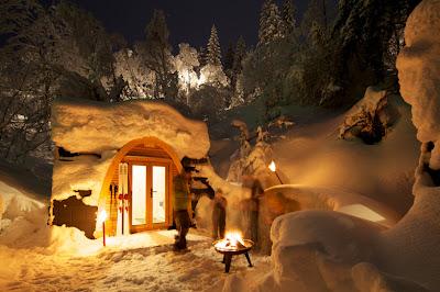Eco POD Hotel in Switzerland