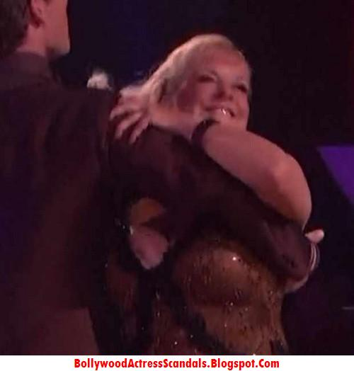 Have hit Dancing with stars boob slip happens. opinion