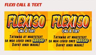 Talk N Text Flexi Call and Tex