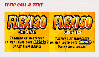 Talk N Text Flexi 30 and 50 International Call and Text Promo