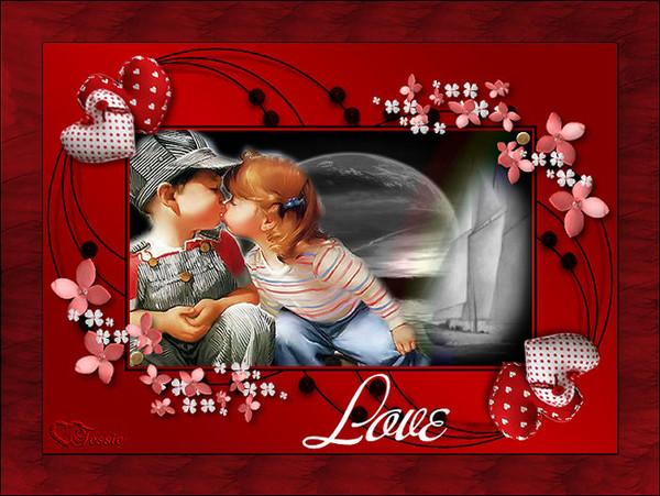 Historia de Amor en la Infancia