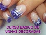 Curso Unhas Decoradas