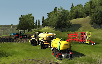 Agricultural Simulator 2013 PC Gameplay