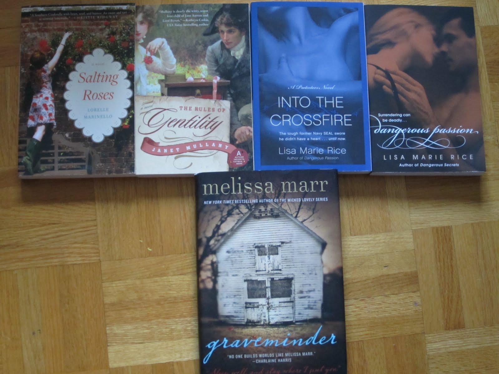 Books Books And More Books Hauling Sunday Xlviii Rwa border=