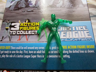 Nestle Cereal premiums Justice League JLU Batman Wonder Woman Green Lantern New 52 Universe comics movie cartoon anime