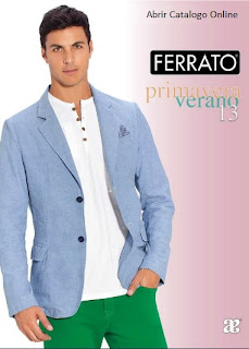 Catalogo Andrea Jeans Ferrato PV-2013