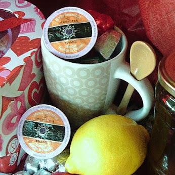 Stash Tea Valentine's Giveaway