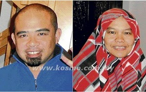Kes dera anak di Sweeden, azizul dan shalwati bersalah, azizul dan shalwati dikenakan hukuman penjara