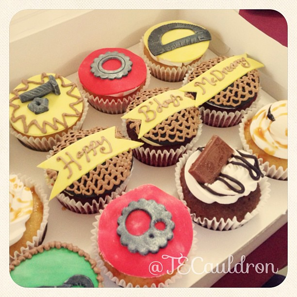 cupcakes for your boyfriend