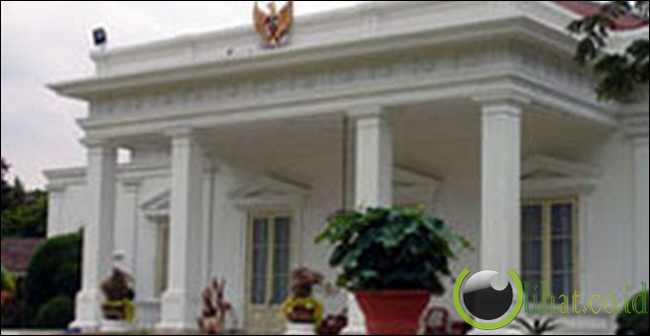 Istana Kepresidenan Tampaksiring merupakan satu-satunya Istana RI