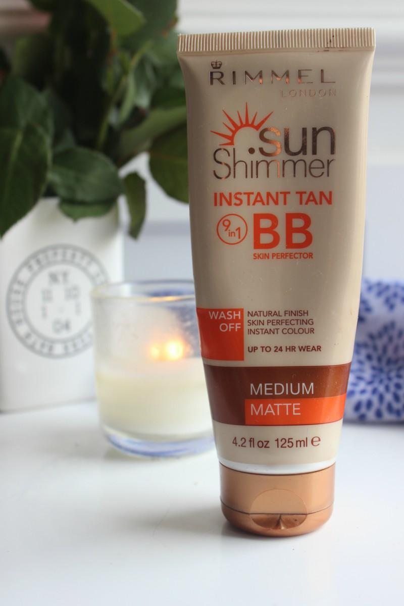 Rimmel Sun Shimmer Instant Tan BB