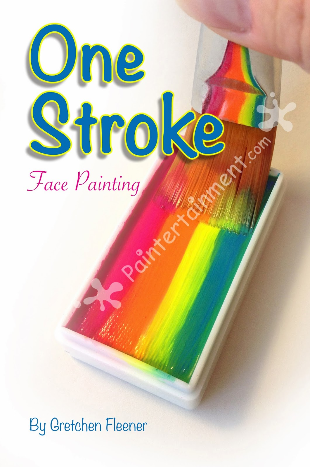 Book Cover Watercolor Artists : Paintertainment pre order our new book one stroke face