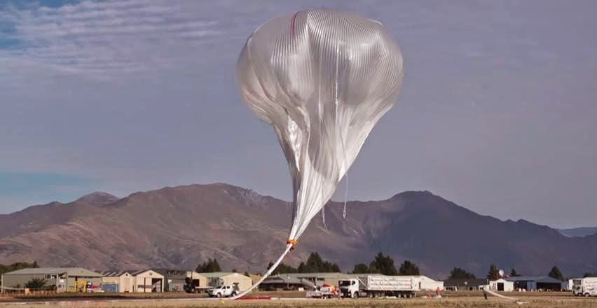 Orbital ATK's team of mission specialists from CSBF launches the balloon from Wanaka Airport in New Zealand at 5:12 p.m. EDT on March 26. Credit: NASA