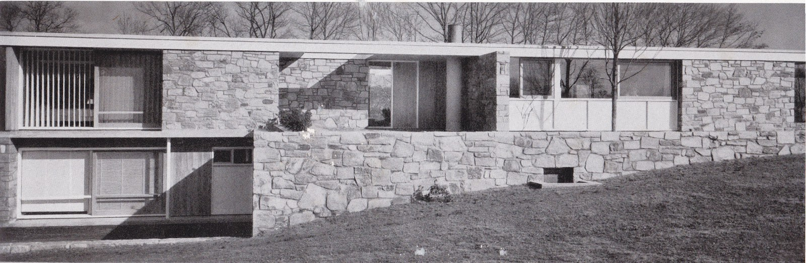 Historia de la arquitectura moderna casa clark marcel for Historia de la arquitectura moderna