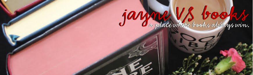 Jayne VS Books