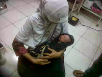 bayi dibuang