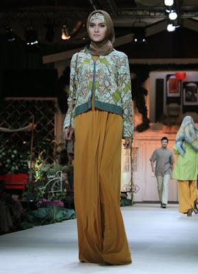 Trend Baju muslim Lebaran 2012