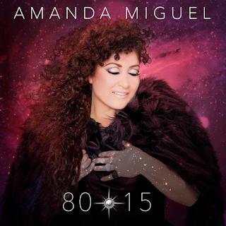 Nuevo álbum de Amanda Miguel