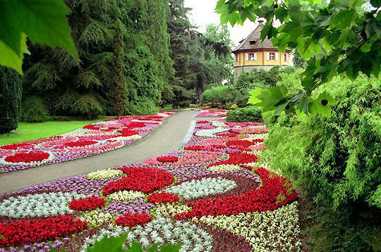 Images Of Beautiful Gardens