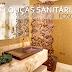 Louças sanitárias foscas em banheiros e lavabos – veja cubas e vasos com essa tendência!