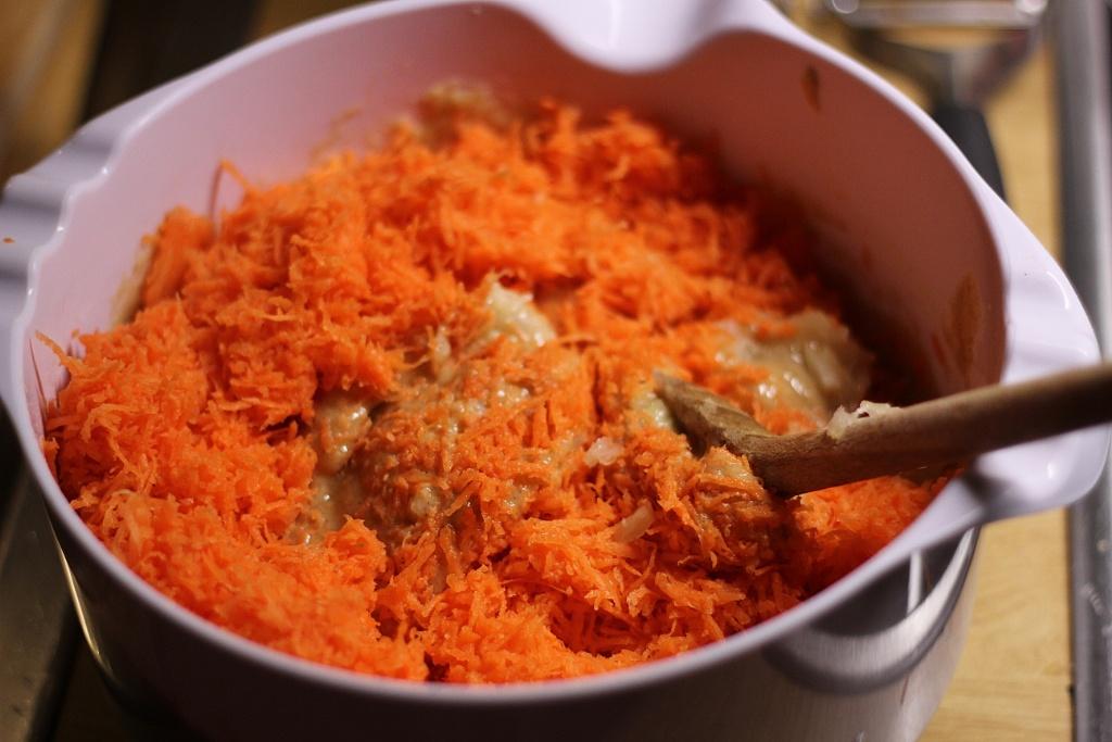 Philadelphia Carrot Cake Topping