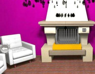 Juegos de escape Real World Escape 39 - Fireplace