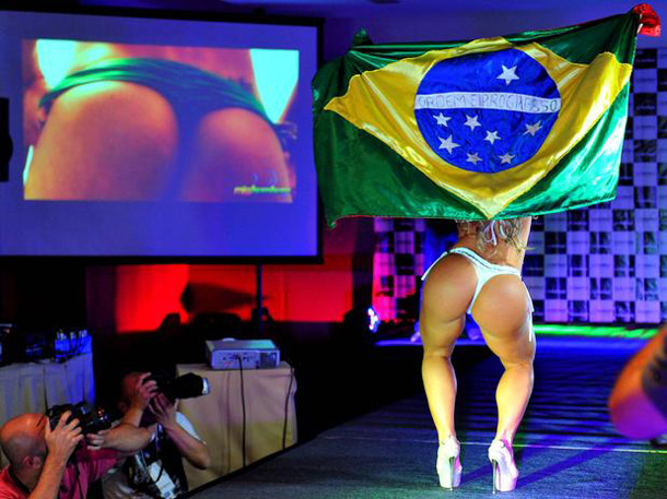 Finalistas Do Miss Bumbum 2012