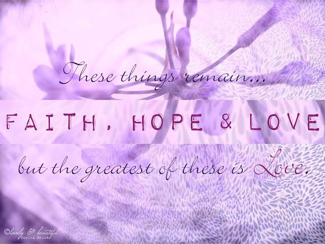 Faith Hope Love Quotes. QuotesGram