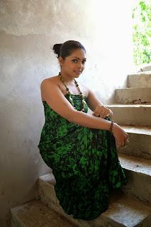 Nirosha Thalagala green
