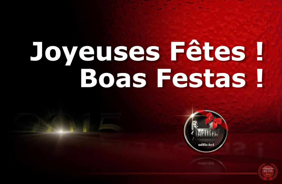 Joyeuses Fêtes by Laetitea