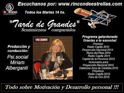 TARDE DE GRANDES