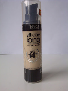 NYC All Day Long Smooth Skin Foundation