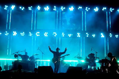radiohead no optimus alive 2012