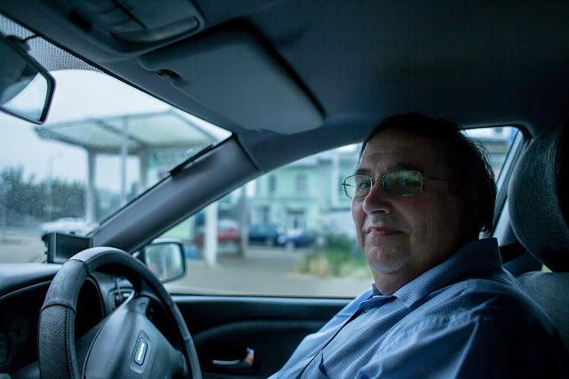 Holbrook Ipswich England portraitstreet taxi driver