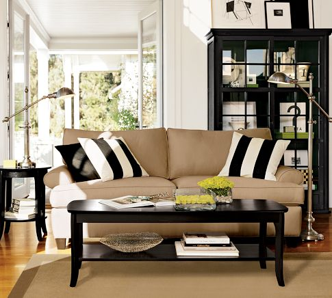 Copy Cat Chic Copy Cat Chic Room Redo I Pottery Barn Inspired Living Room