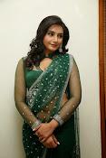 Ragini Dwivedi Glamorous photos in Green Saree-thumbnail-19