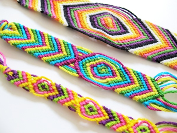 Bracelet Tool Galleries: How To Make Friendship Bracelet ...