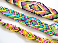How To Make Friendship Bracelet Patterns5