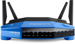Linksys WRT 1900AC dan E6350 AC 1200 Router Smart Wifi Android iOS