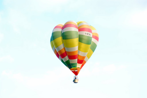 hot air balloons blog