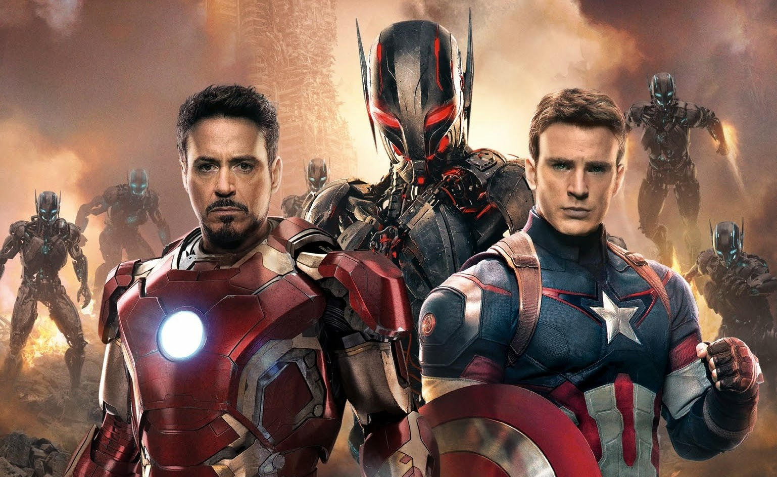 Espectacular trailer Avengers 2