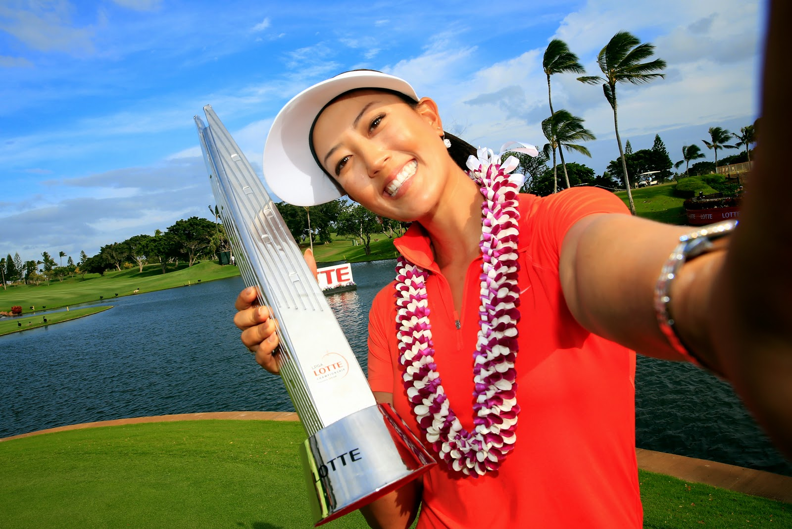 Golfer Michelle Wie HD Pictures | HD Wallpapers of Michelle Wie