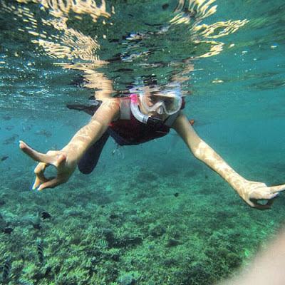 Bergambar Di Pulau Redang, Hanez Suraya Panas Di Kutuk Peminat