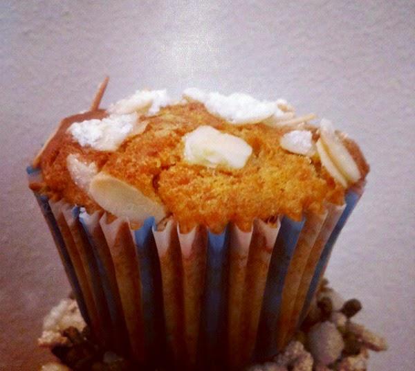 muffin ricotta e mela al profumo di cannella
