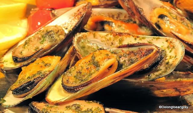 Aurora Restaurant Mussels